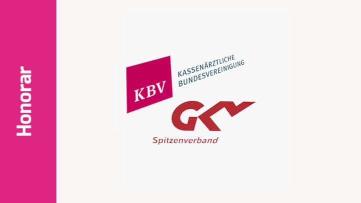 Logos KBV, GKV Spitzenverband