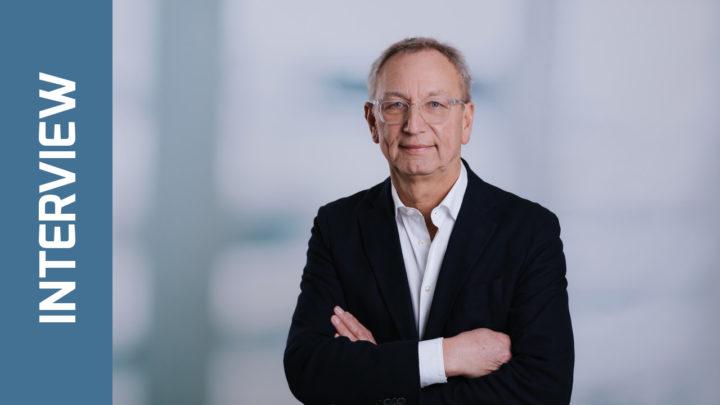 Interview mit Dr. Axel Schroeder: Sektorübergreifende Versorgung im Fokus