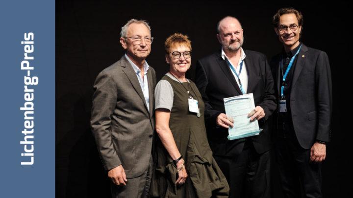 BvDU-Präsident übergibt Alexander-von-Lichtenberg-Preis an Stiftung Männergesundheit