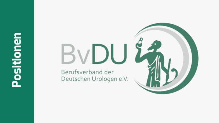 Gemeinsame Erklärung zur Zusammenarbeit der urologischen Vereine DGU und BvDU