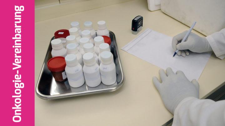 Seit 1. Januar in Kraft: Anpassungen in der Onkologie-Vereinbarung