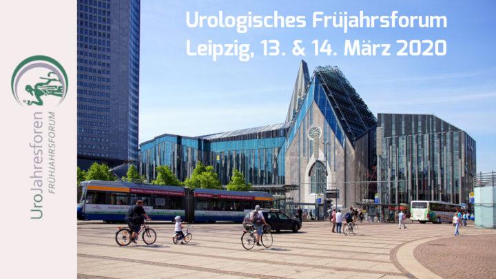 Das Programm steht: 5. Urologisches Frühjahrsforum in Leipzig