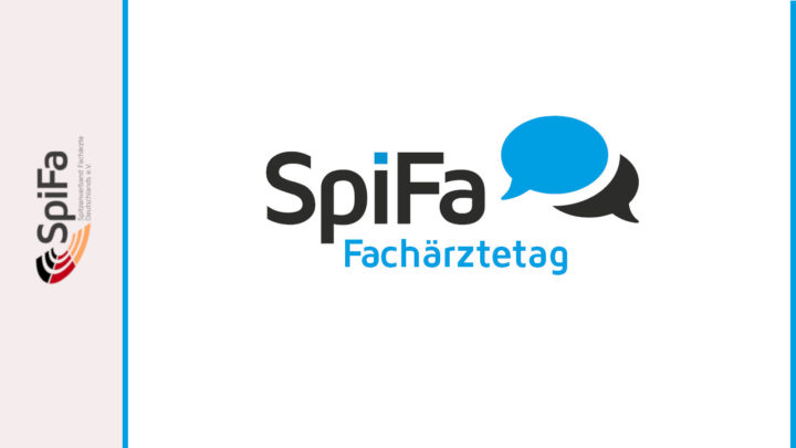Save the Date: 6. SpiFa-Fachärztetag 2020