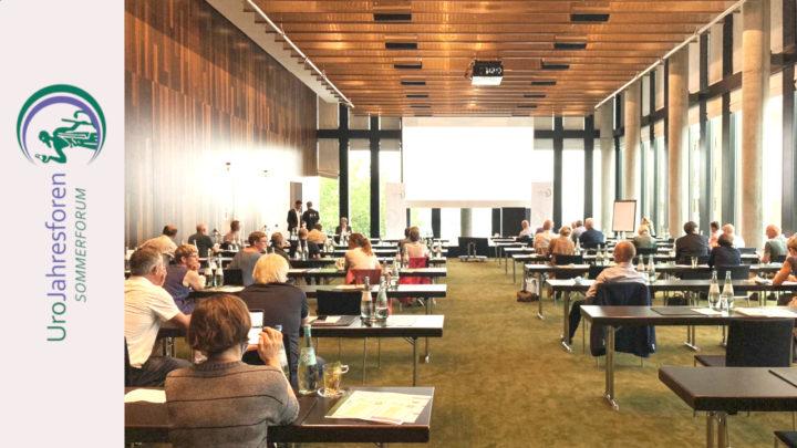 Erste Präsenzveranstaltung nach Lockdown: 11. Urologisches Sommerforum in Hamburg