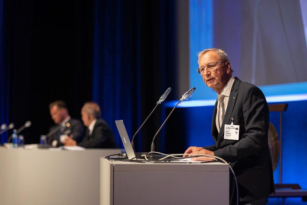 Vortrag des BvDU-Präsidenten in der Videoaufzeichung des Eröffnungsforums
