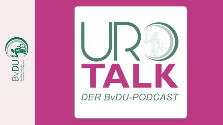 """Urologie zum Anhören: Premiere von """"UroTalk – Der BvDU-Podcast"""""""