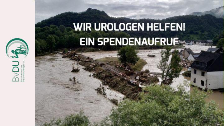 """Kolleginnen und Kollegen stehen vor den Trümmern ihrer Existenz – Spendenaufruf """"Hochwasser"""""""