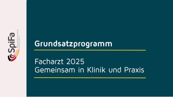 Facharzt 2025 – Gemeinsam in Klinik und Praxis